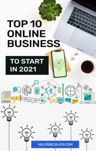 The 10 Best Businesses To Start In 2021