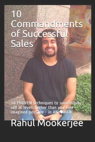 The 10 Commandments of Successful Sales