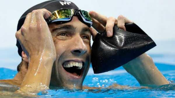 The Amazing Michael Phelps Personalizes The Power of Belief