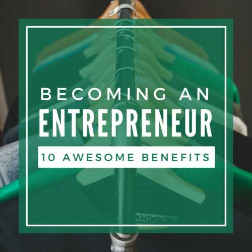 The Benefits of Being an Entrepreneur at Home