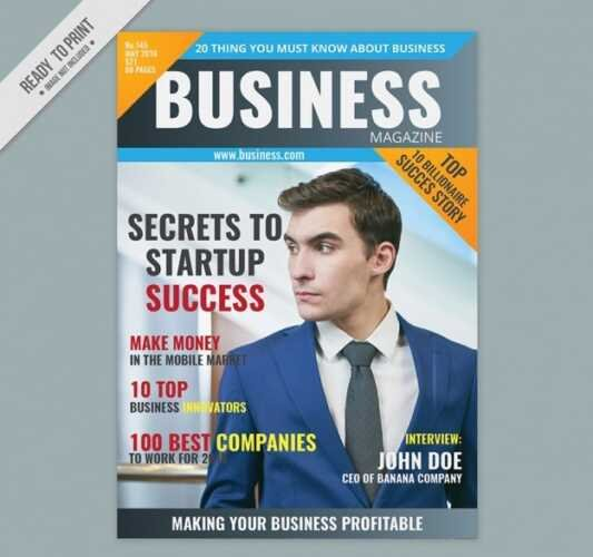 The Business of Printed Magazines