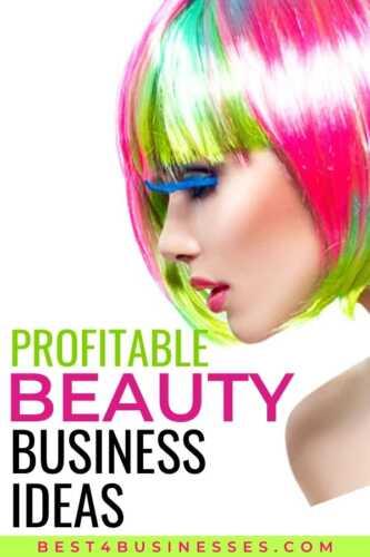 The Lucrative Beauty Business, 35 Entrepreneurship Ideas