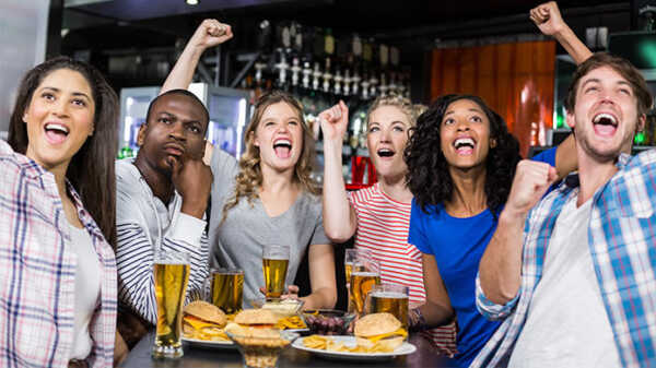 The Profitable Business of Sports Bars