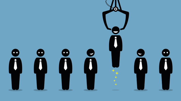 The Winning Strategy of Large Companies, Hire Outside Help