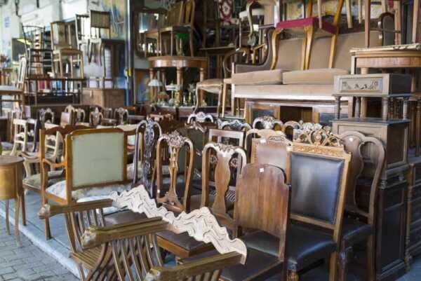 Used Furniture Auction Store
