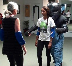 Women's Self Defense School